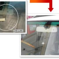 ガラス取替修理 施行例2